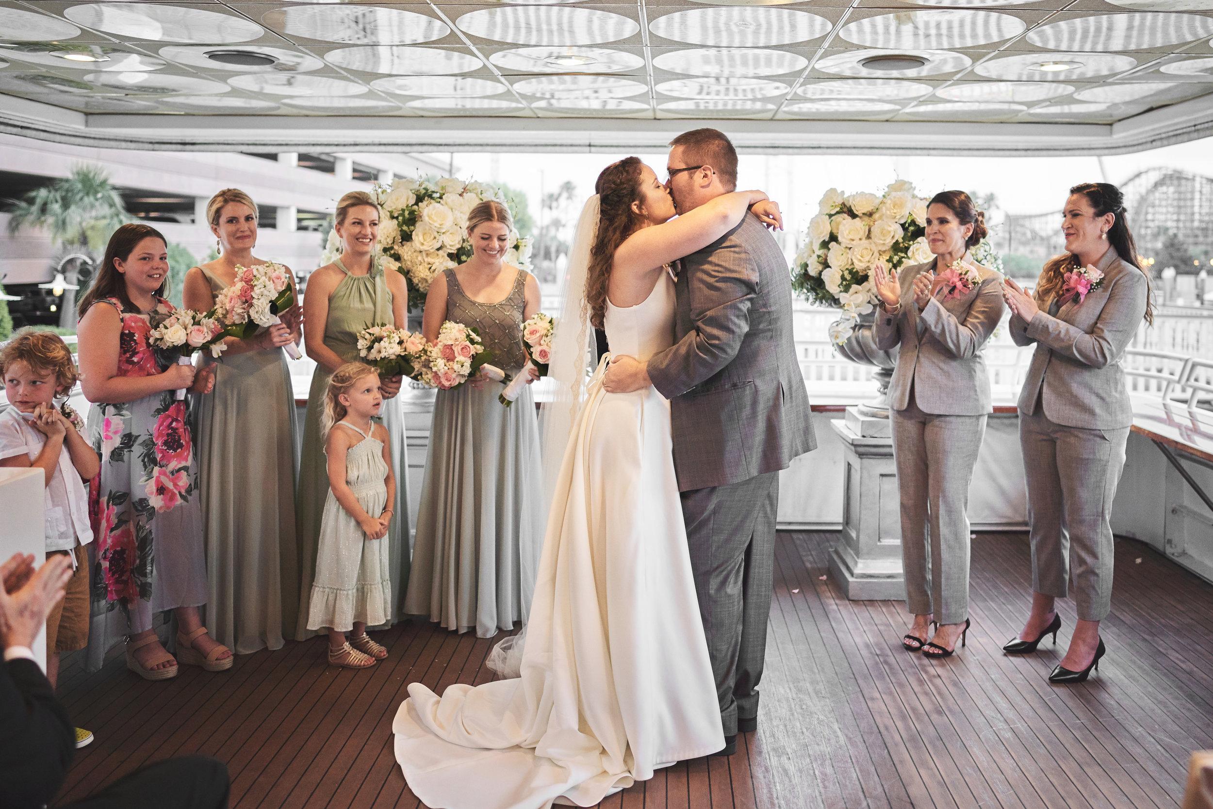 Helen + Josh Wedding
