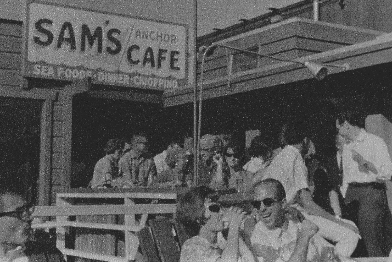 Sam's Cafe →