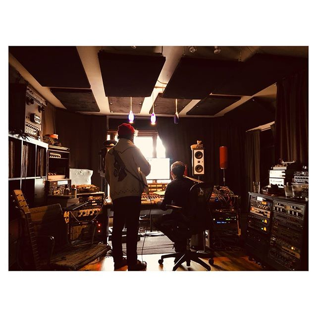 Kaufman, Barrick. Making critical decisions about critical things. #studio #recording