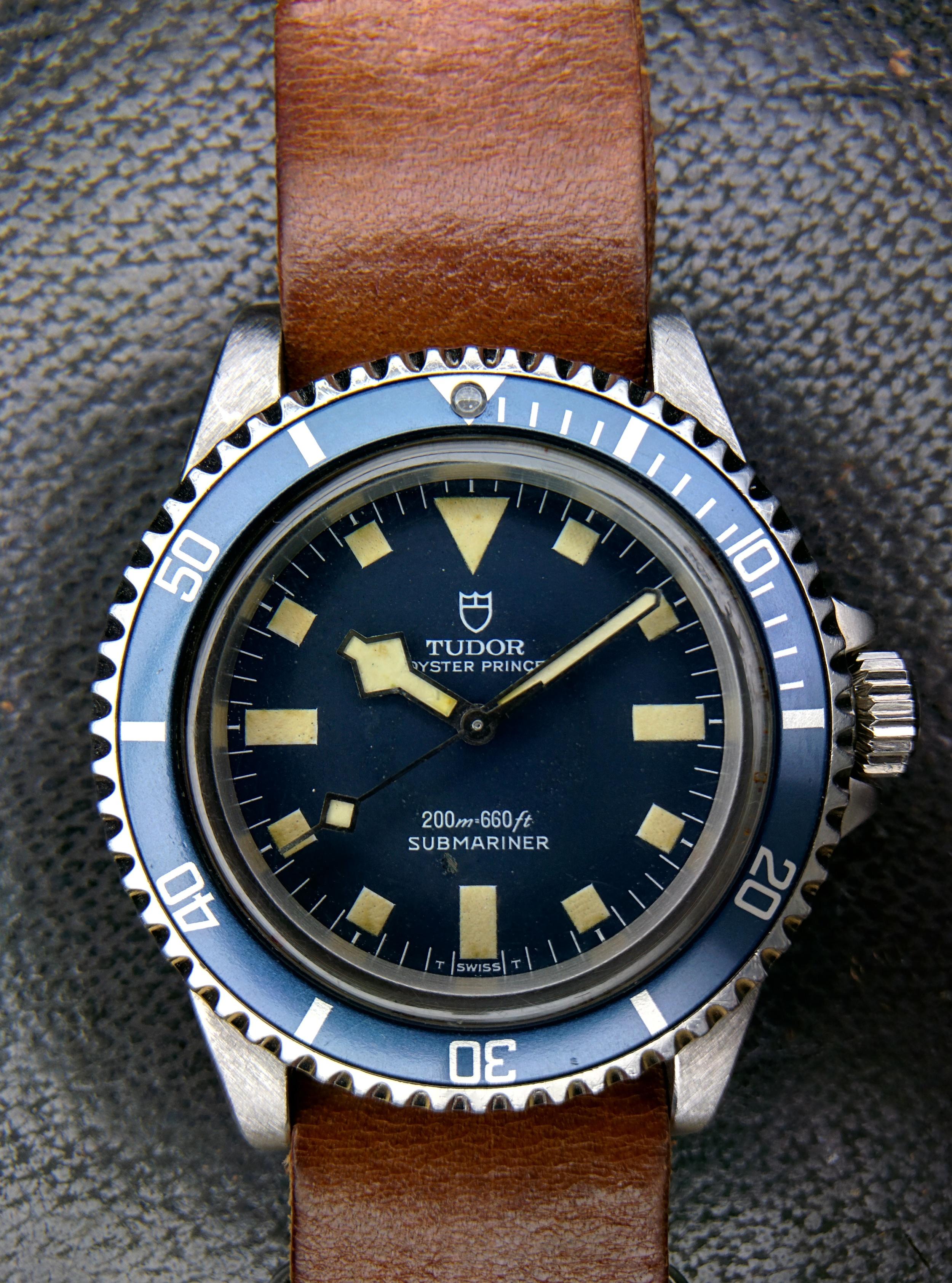 Tudor Submariner M.N.77