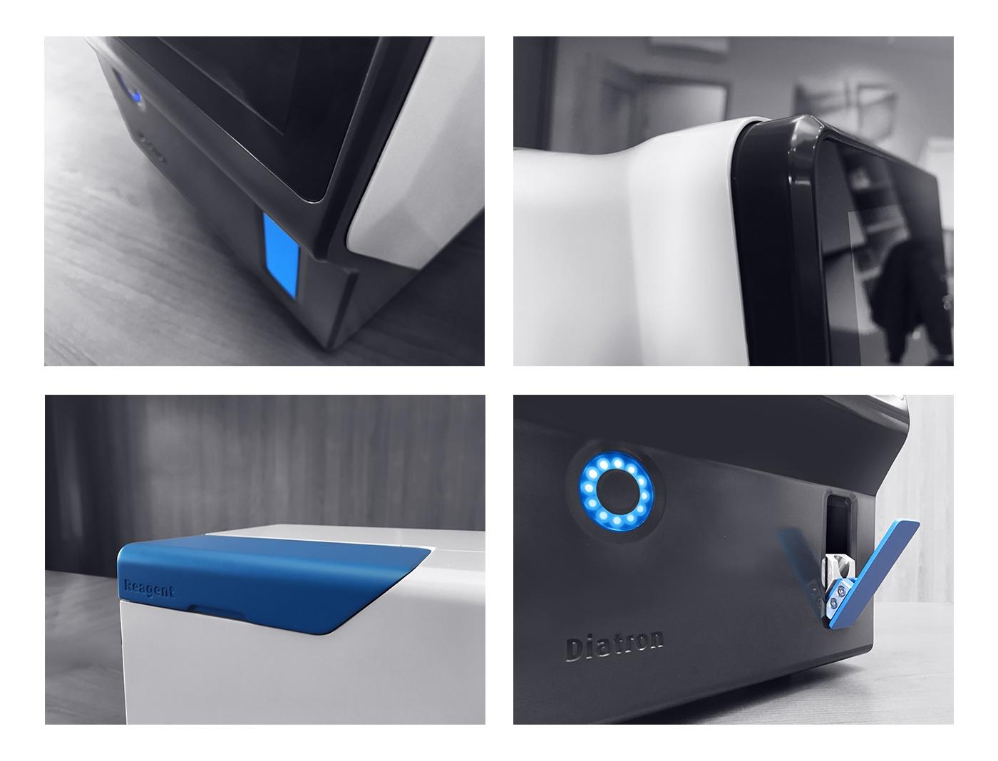 3D printed prototype