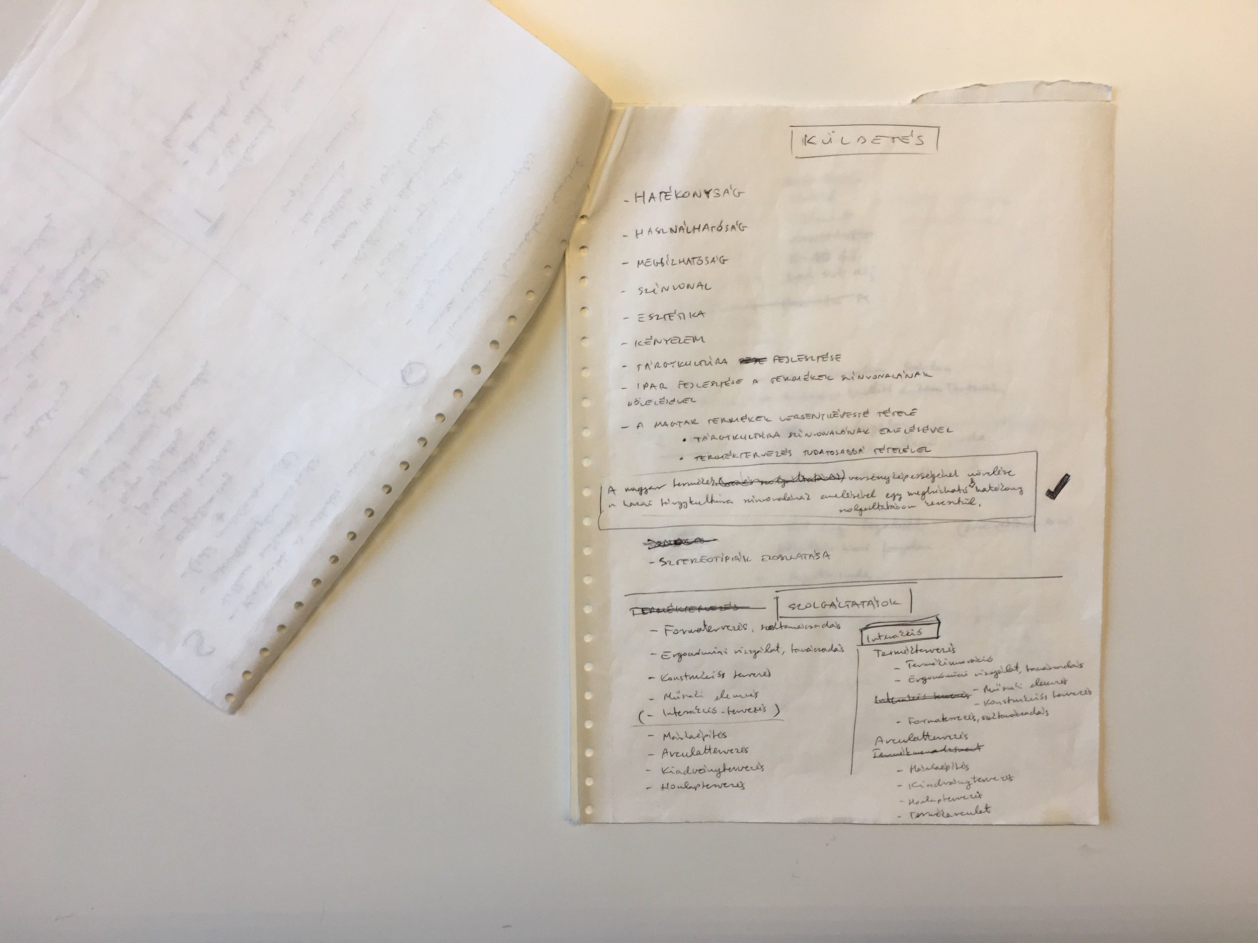 Our very first business plan was drafted on sheets of discarded continuous stationary that we found at the university campus. Most surprisingly, we pretty much kept our original plan – overachieved a bit.