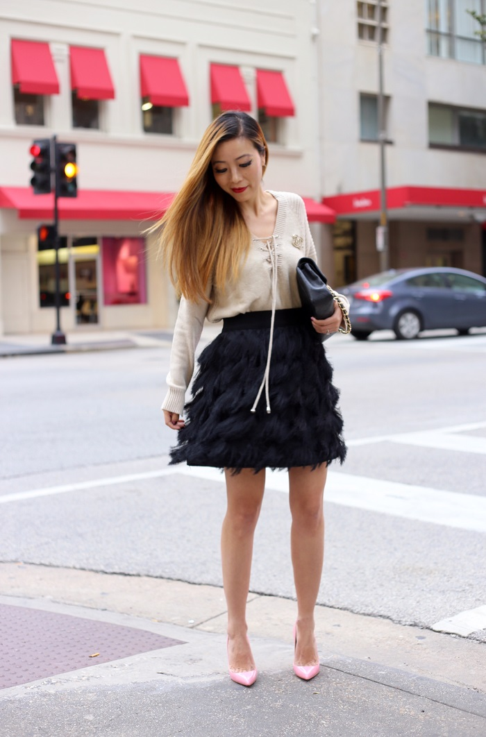 Lace Up Sweater Trend - Shall we Sasa.jpg