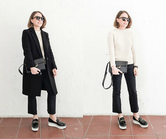 top minimal fashion blogger