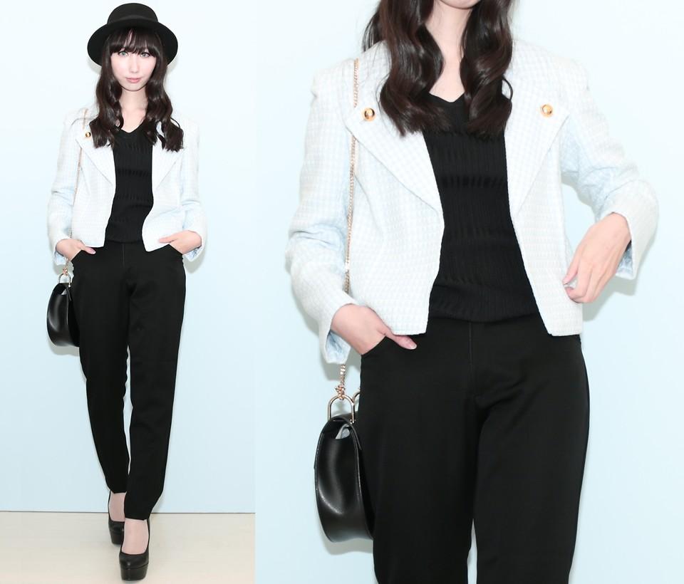 Japanese style blogger
