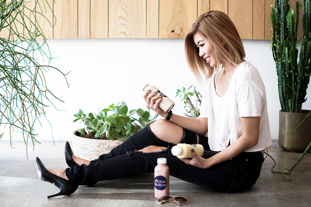 how lisa linh became a full-time blogger