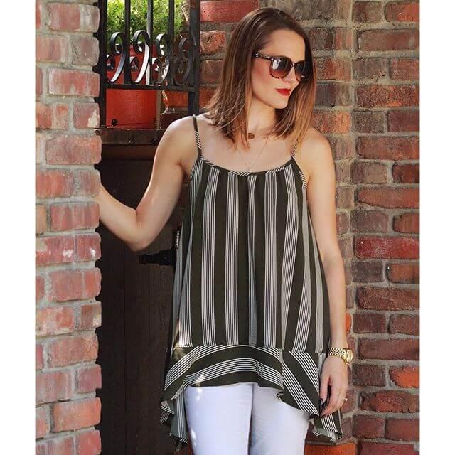 Memphis, TN Fashion Blogger Alexandra Nicole of CityChicLiving.com