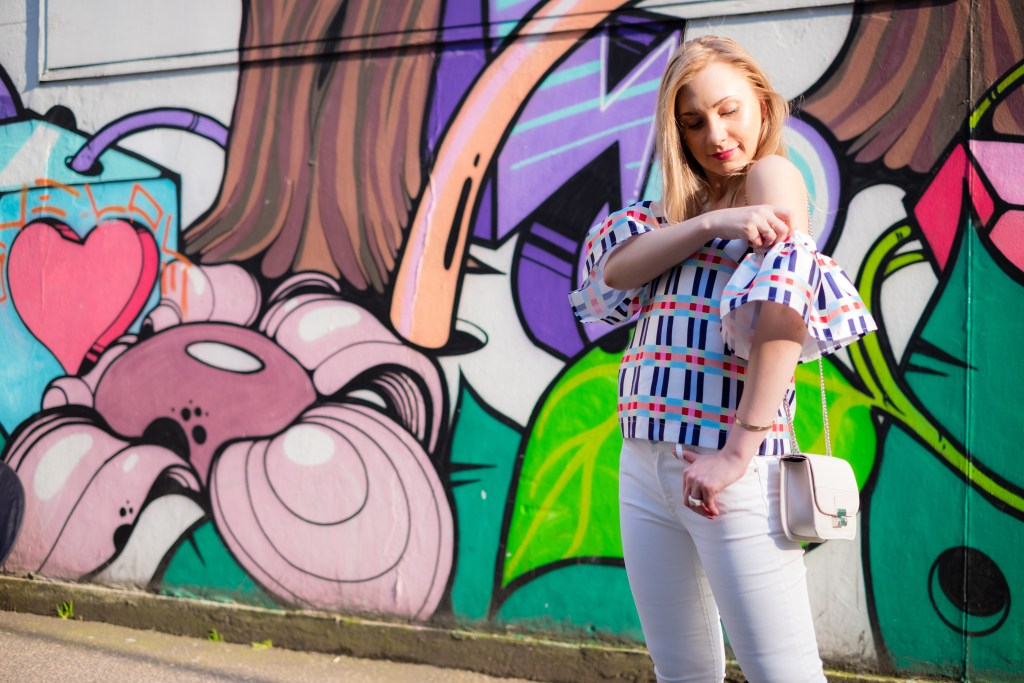 fashion blogger lifestyle a day in the life of stylist and blogger evelina from the UK