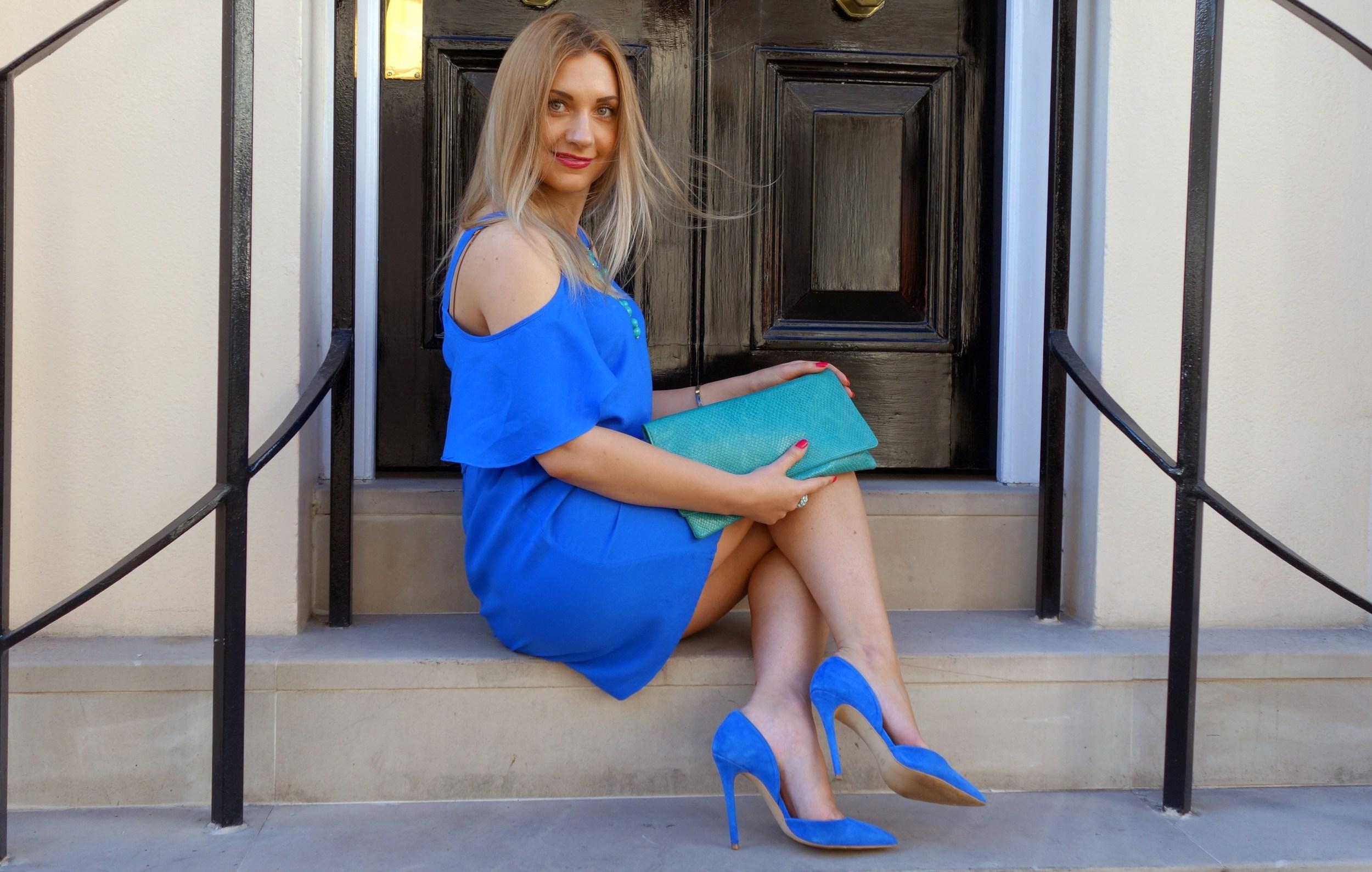 fashion blogger lifestyle from the UK stylist Evelina