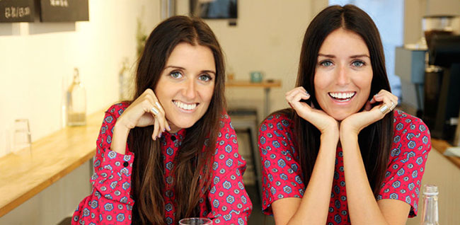 jess and stef of how two live