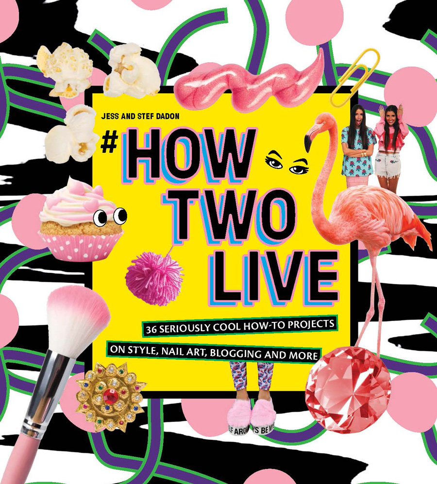 #howtwo live the book