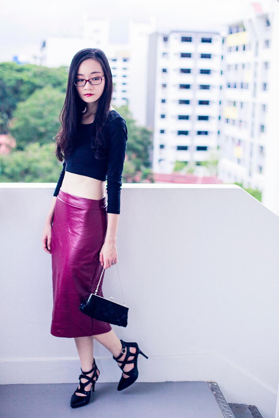 pupuren fancy friday outfit