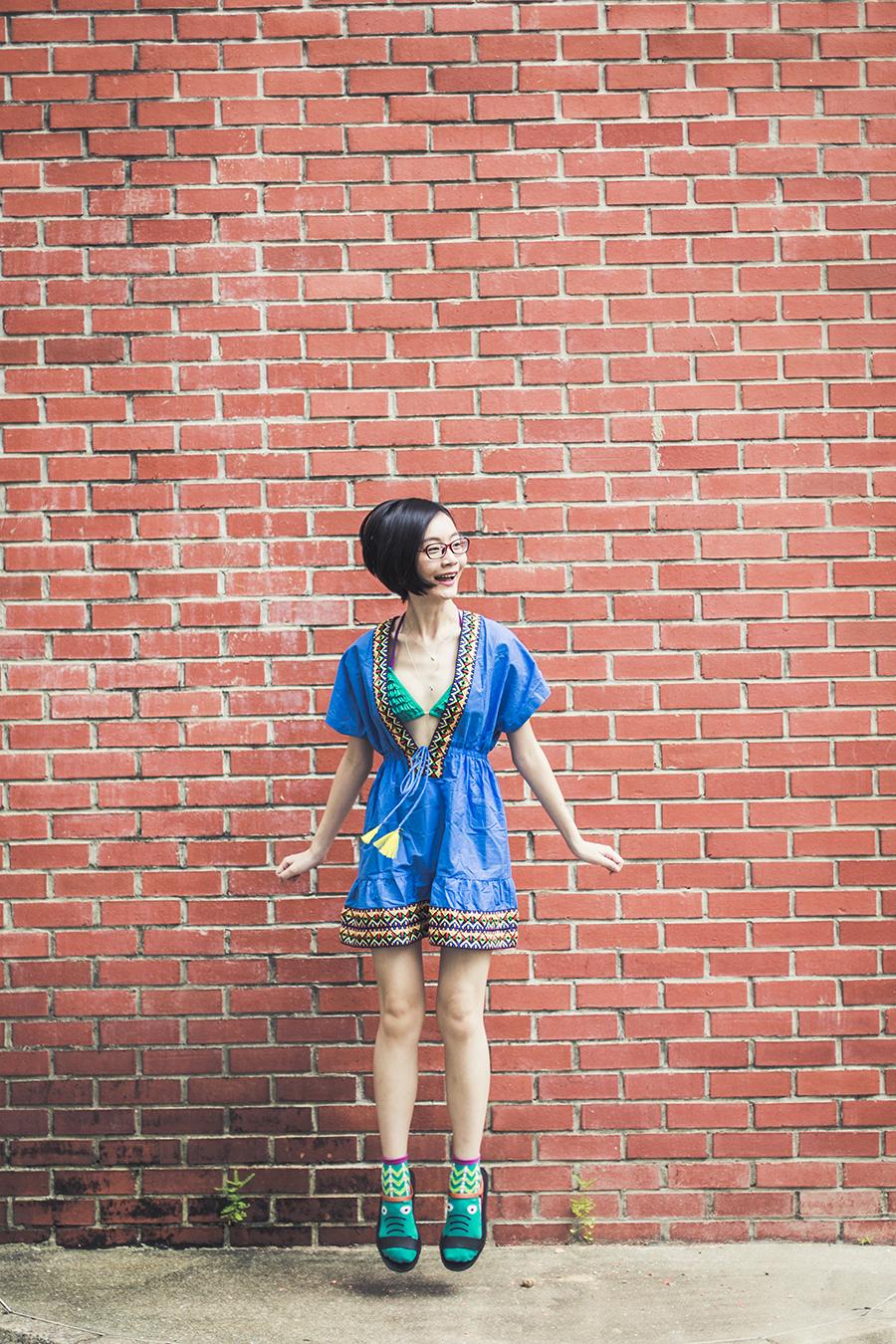spontaneous sunday outfit pupuren blog