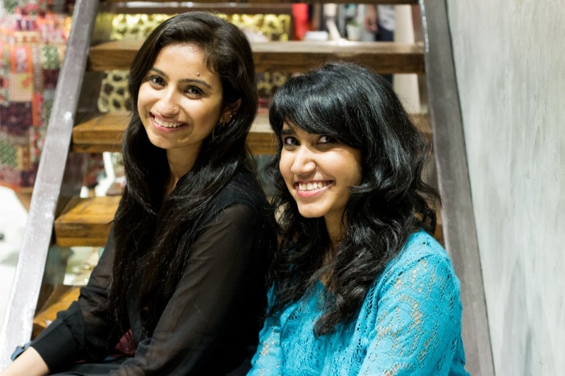 Shivani and Keshsa