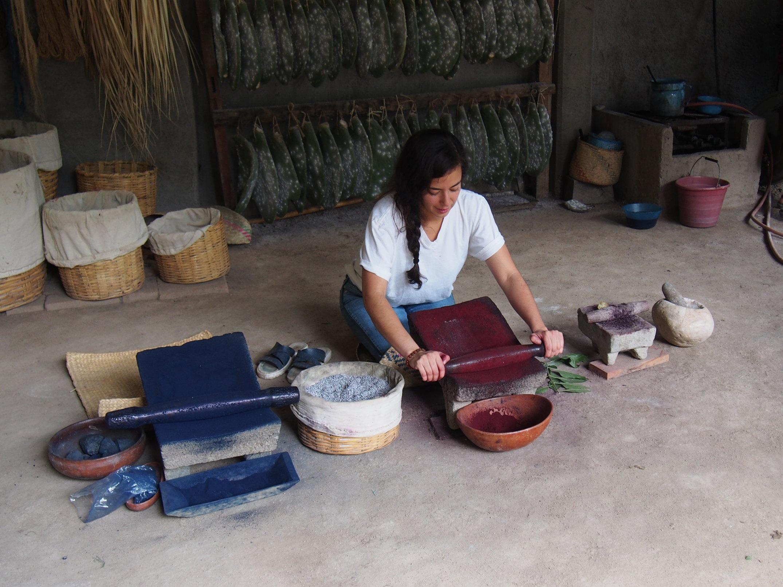 vawaa traditional dye techniques