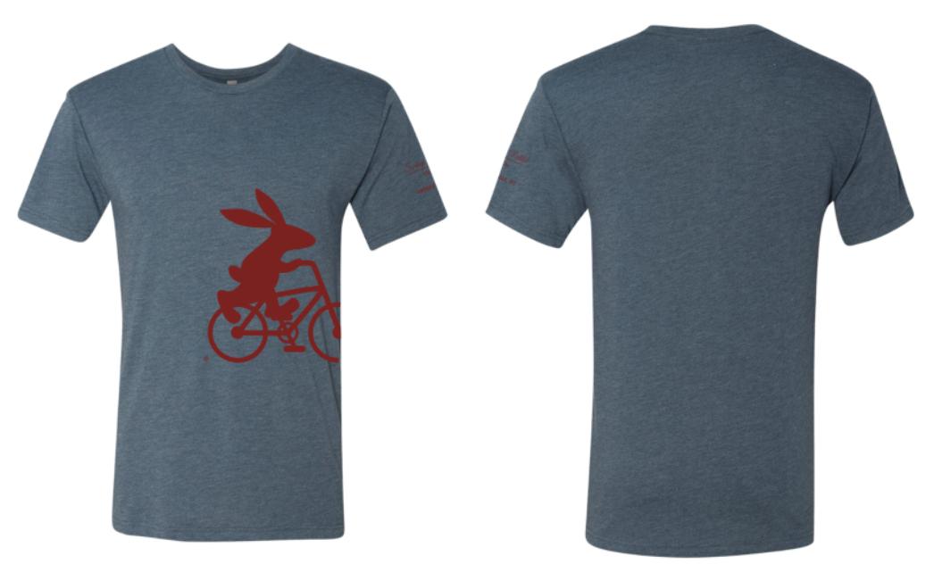 Swamp Rabbit Inn Short Sleeved T Shirt