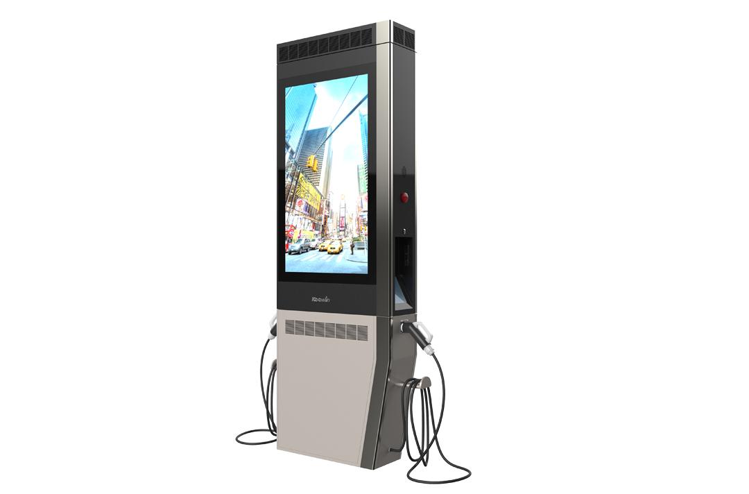 55 inch keewin display high Brightness LCD EV Chargin Pile-2.jpg