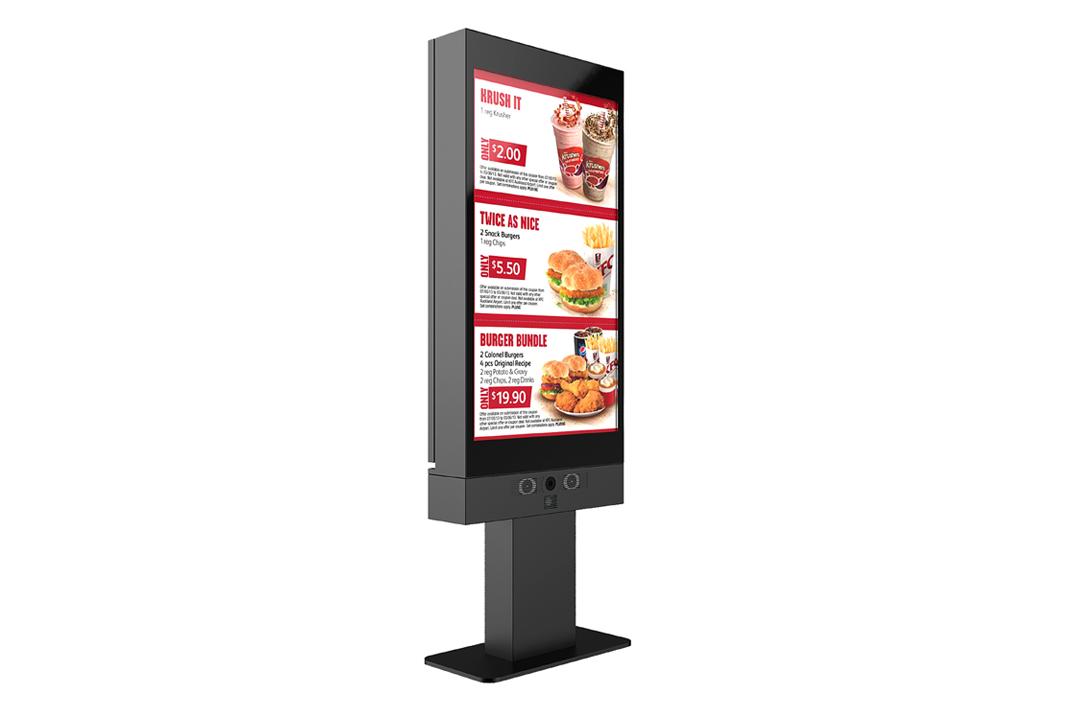 keewin drive thru menu board kiosks one piece-1.jpg