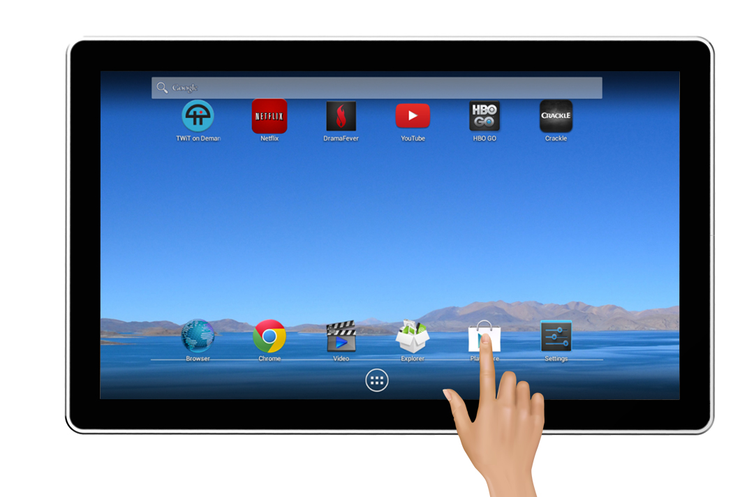 Keewin indoor Digital signage Displays-43 inch-android touch screen.jpg