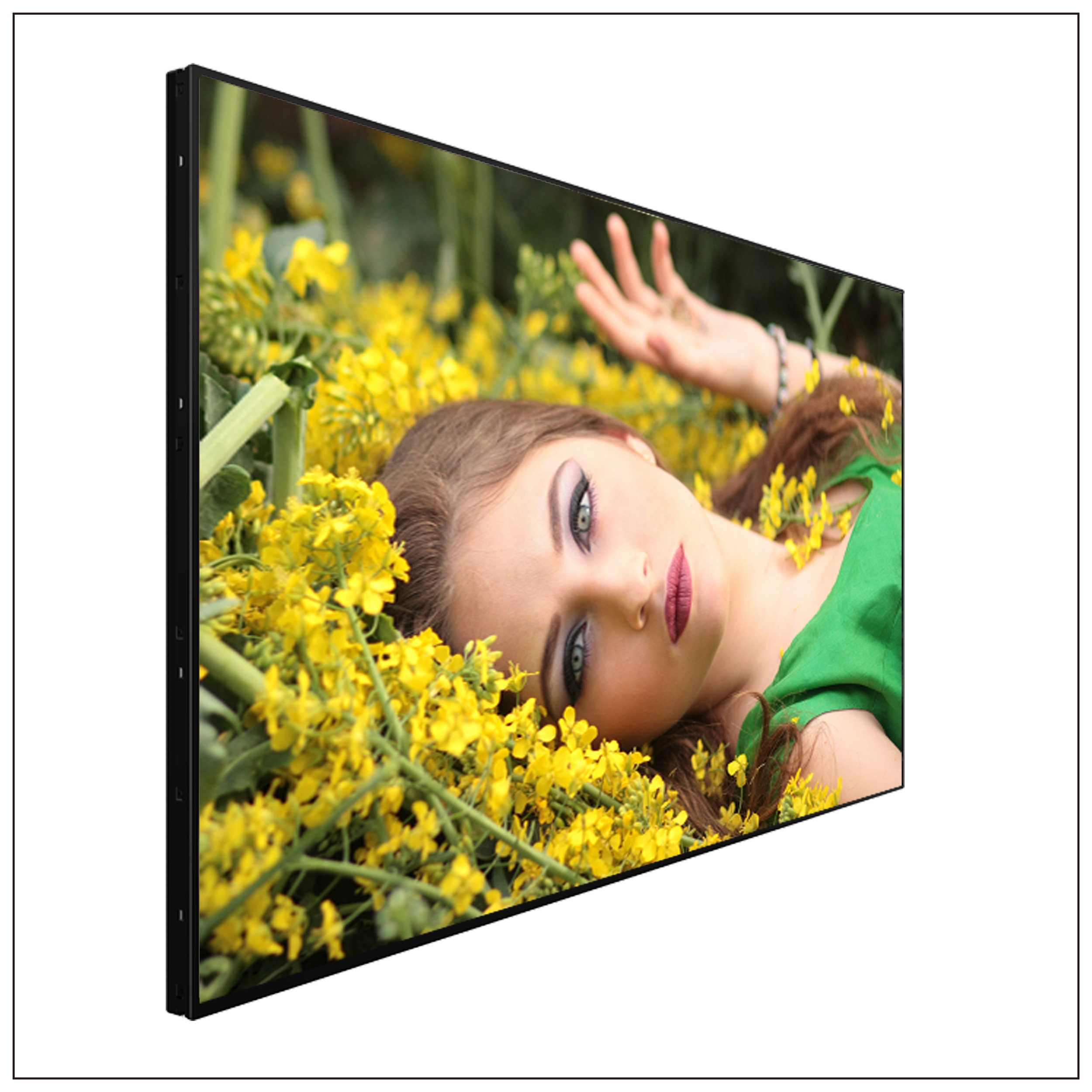 Digital Signage(Android System) - Panel Size : 32,43,49,55 inchBrightness: 450 nitsResolution: 1920 x 1080