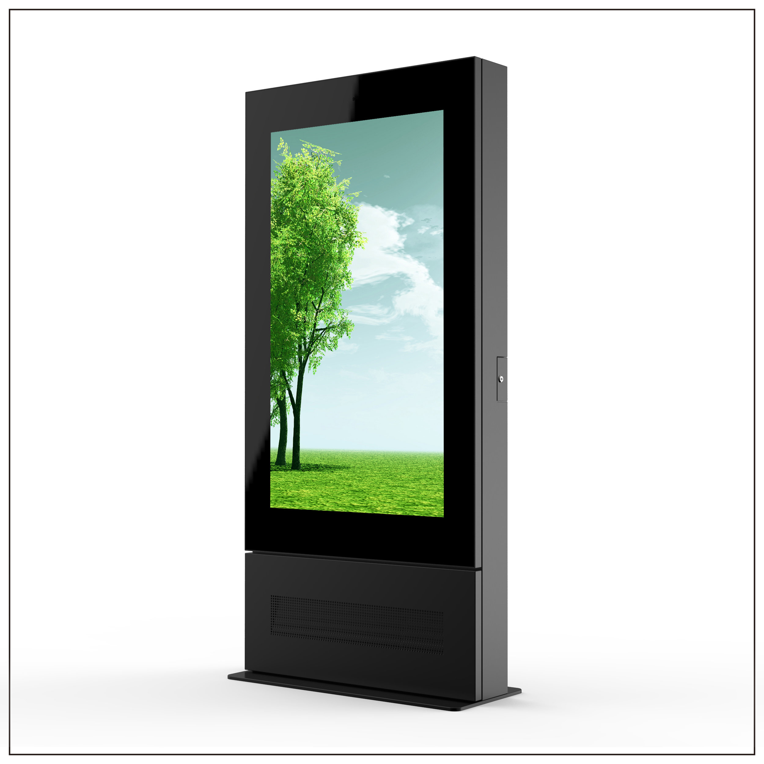 75 inch Outdoor Large Displays
