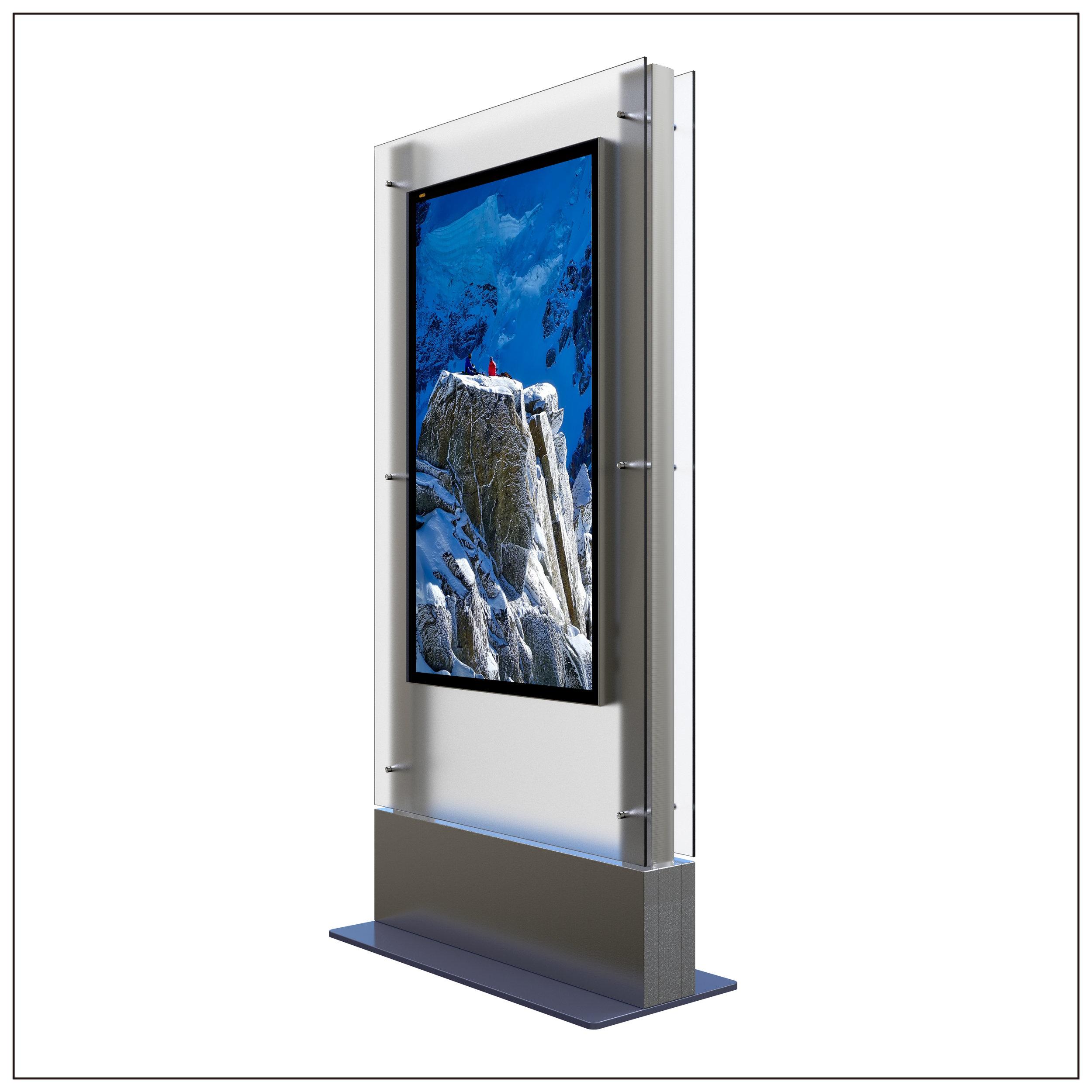 High Brightness LCD Display