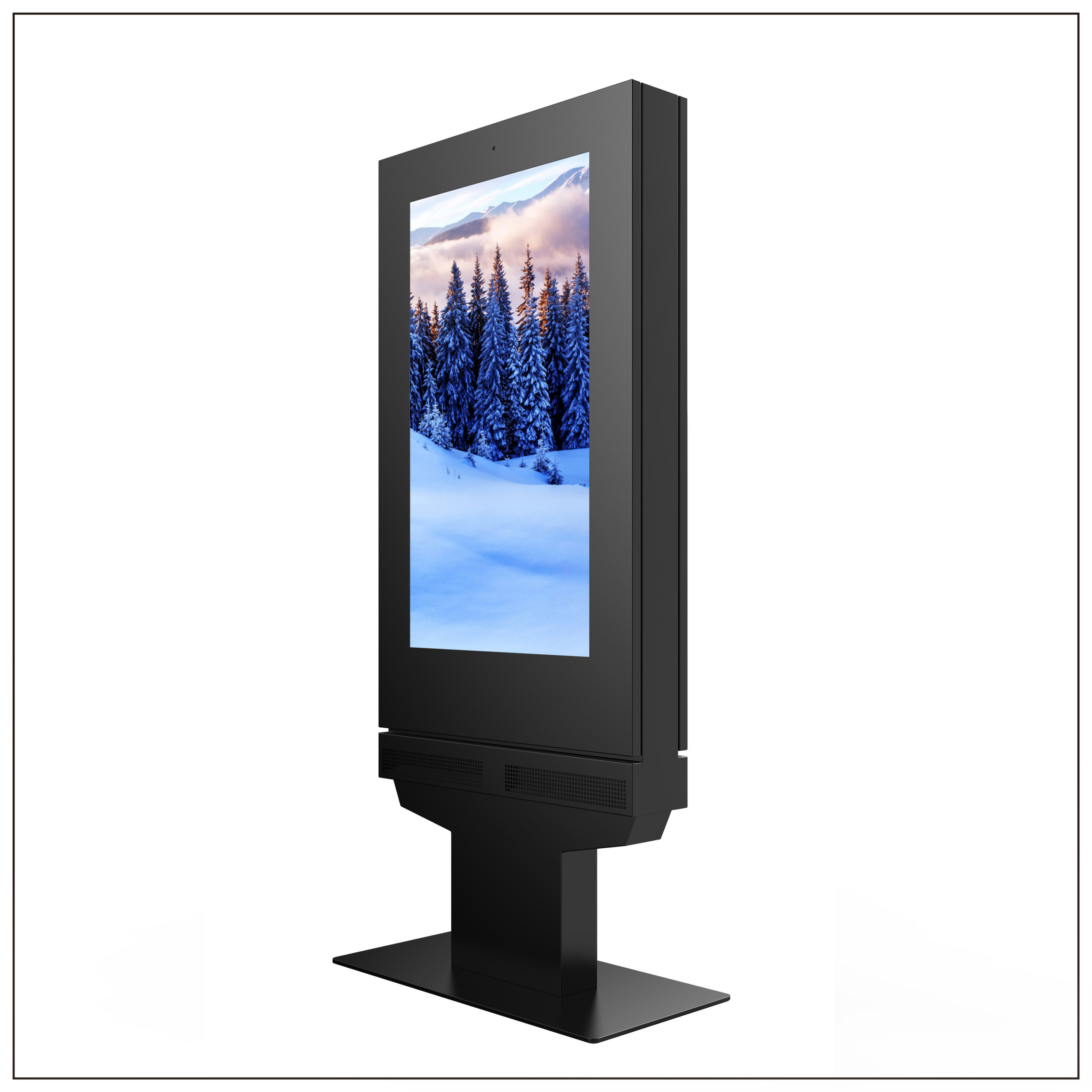 Outdoor High Brightness Displays - Panel Size: 43, 55, 65 inchBrightness : 3000 nitResolution: 1920 × 1080