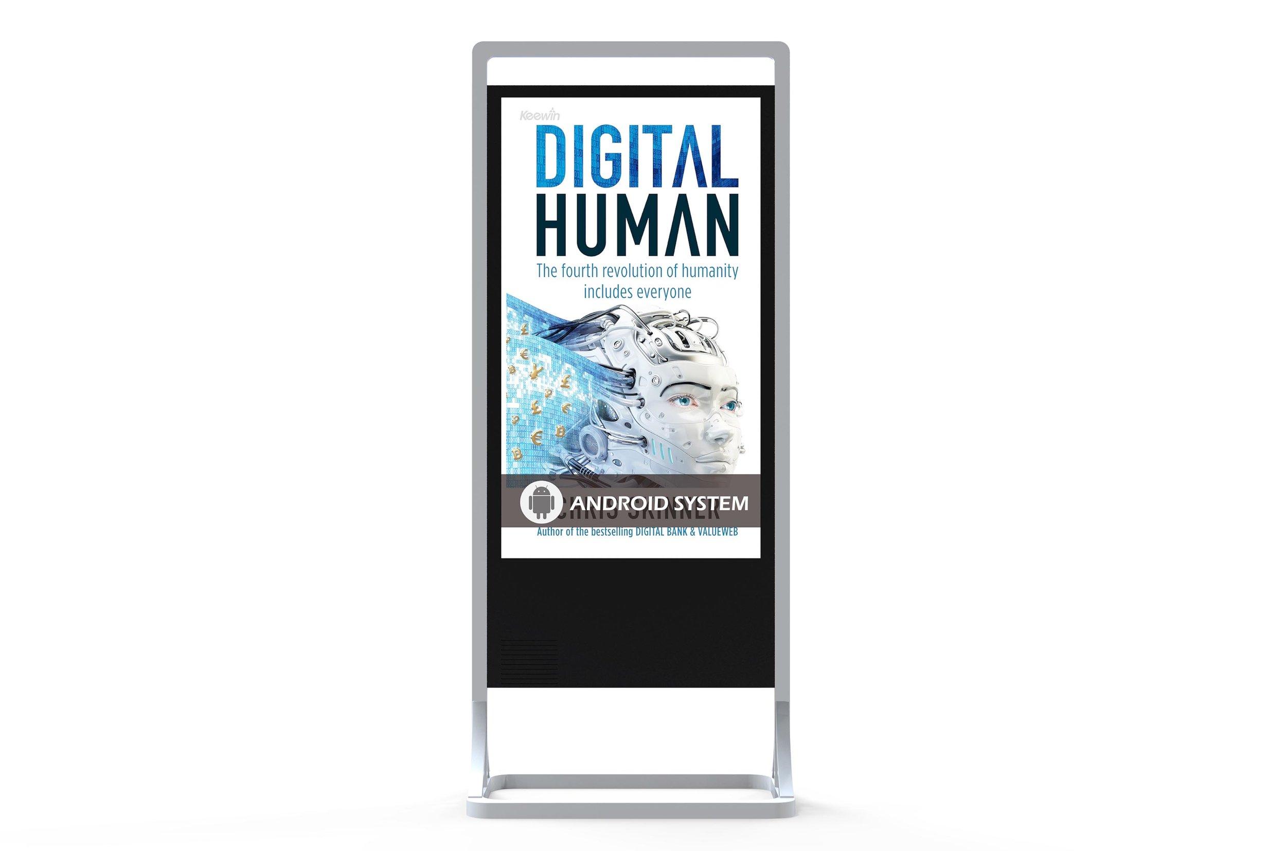 Keewin Display-double sided digital signage floorstanding -window display.jpg