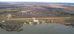 LAC DU BONNET (CYAX)  Runway: 18/36 Length: 3600x75 Ft Fuel: 100LL/Jet A Comm: 122.8 CTAF