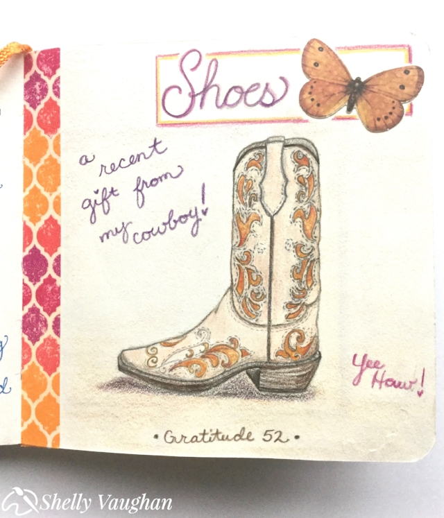 g52 journal pages - Shelly Vaughan