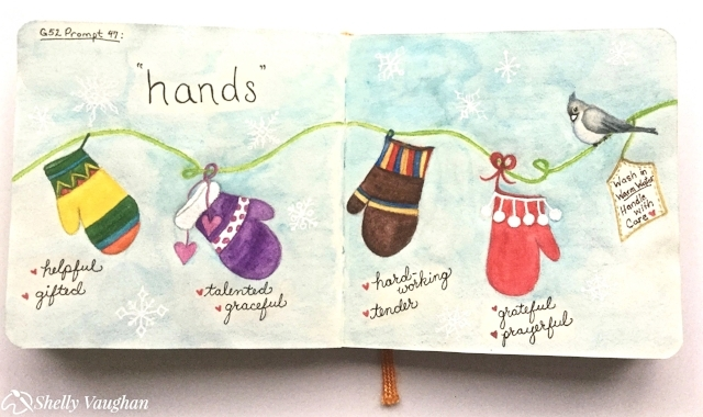 g52 gratitude journal pages - Shelly Vaughan