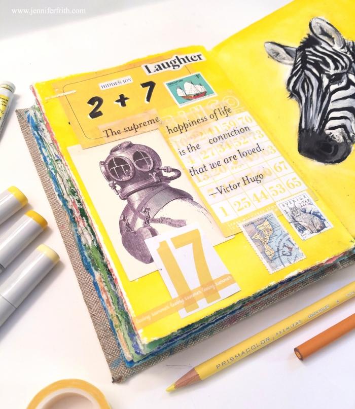 Sunday Sketchbook by Jennifer Frith