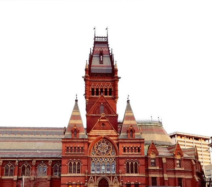 Harvard's Memorial Hall