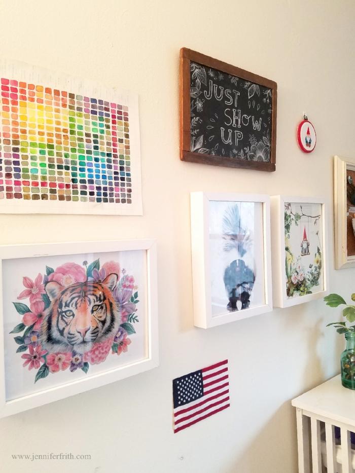 Art Room - Jennifer Frith, Illustrator