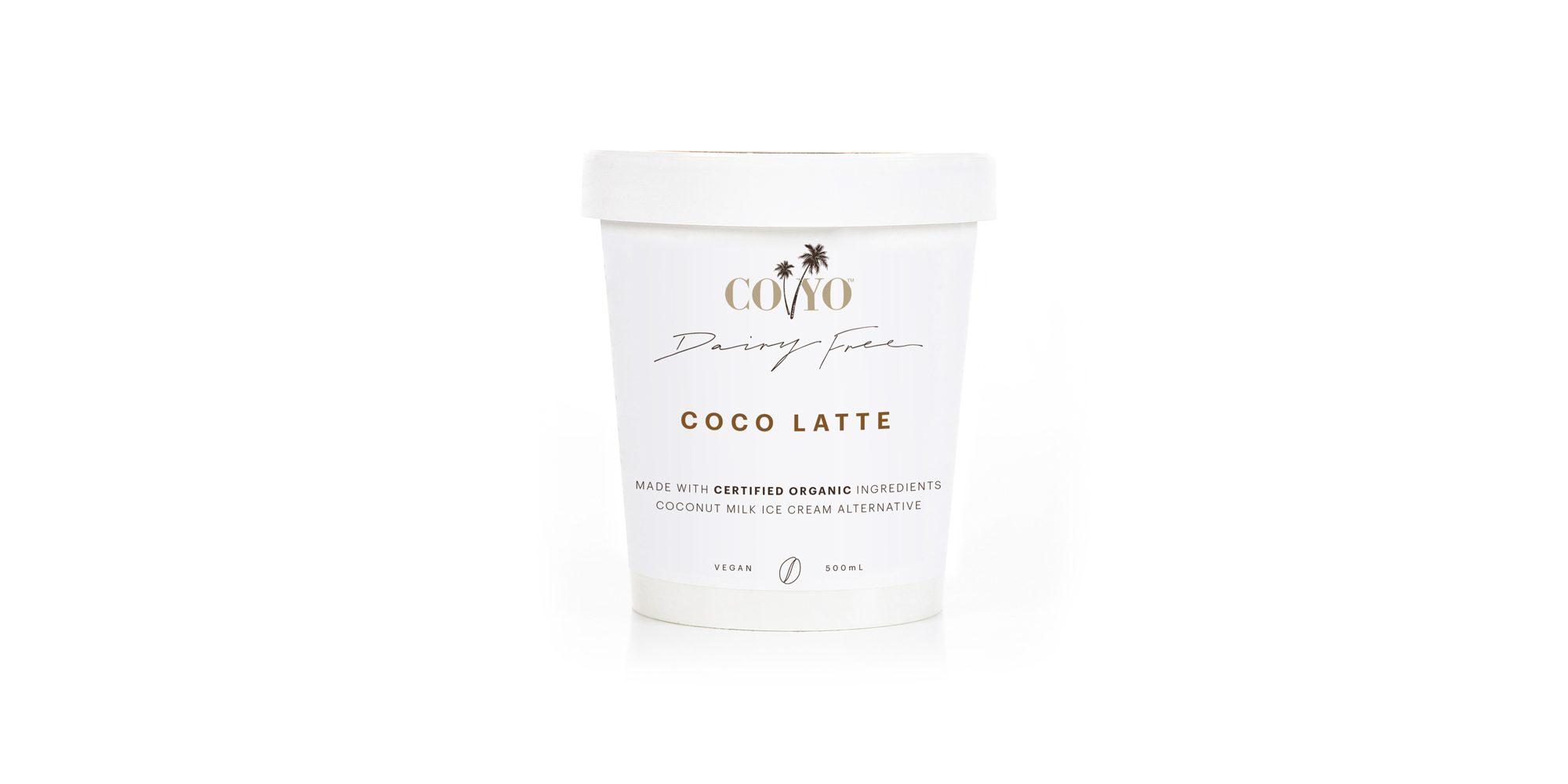 COYO OCOC LATTE DAIRY FREE COCONUT