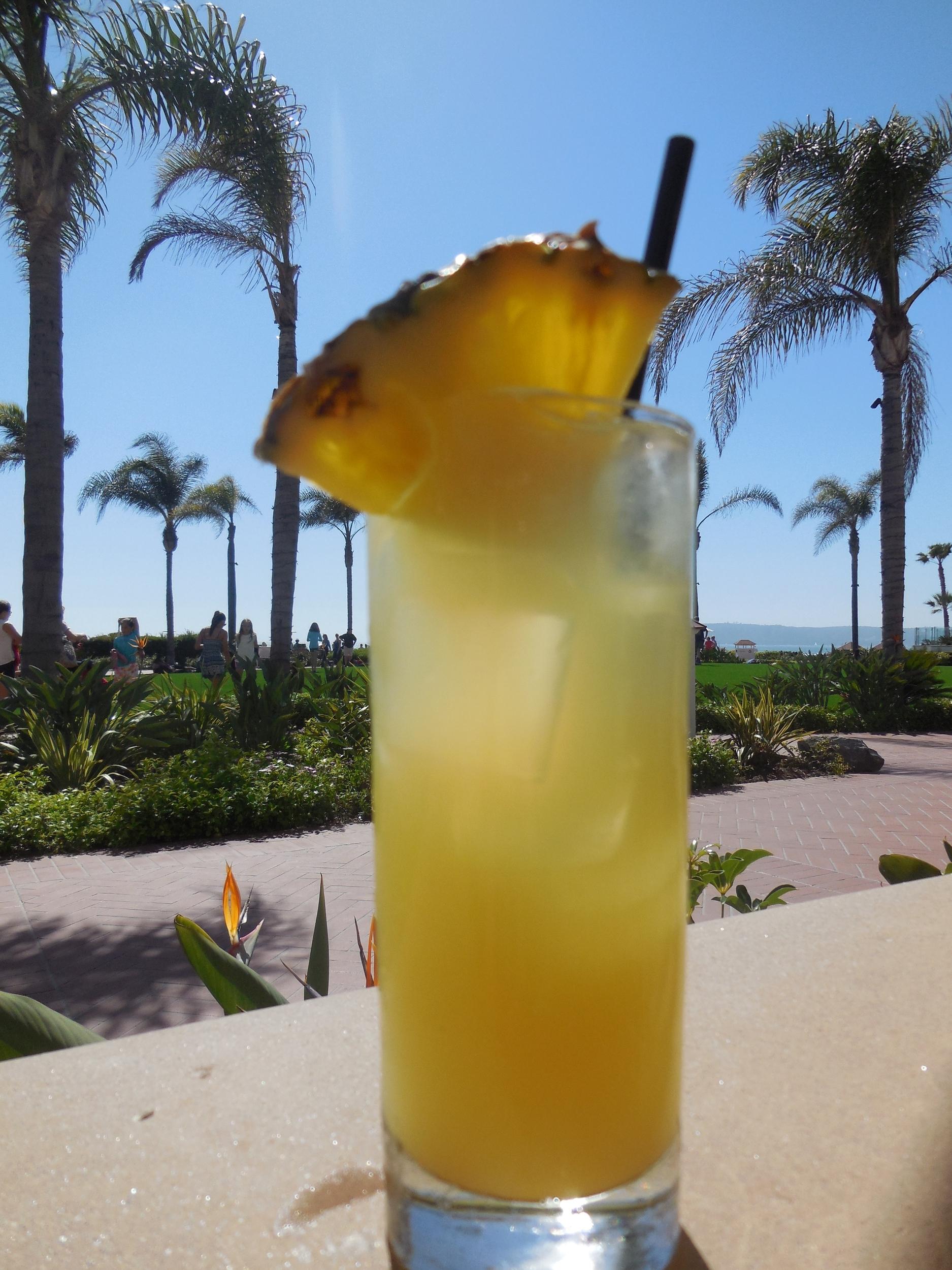 Coconut Express at Sheerwater, Hotel Del Coronado