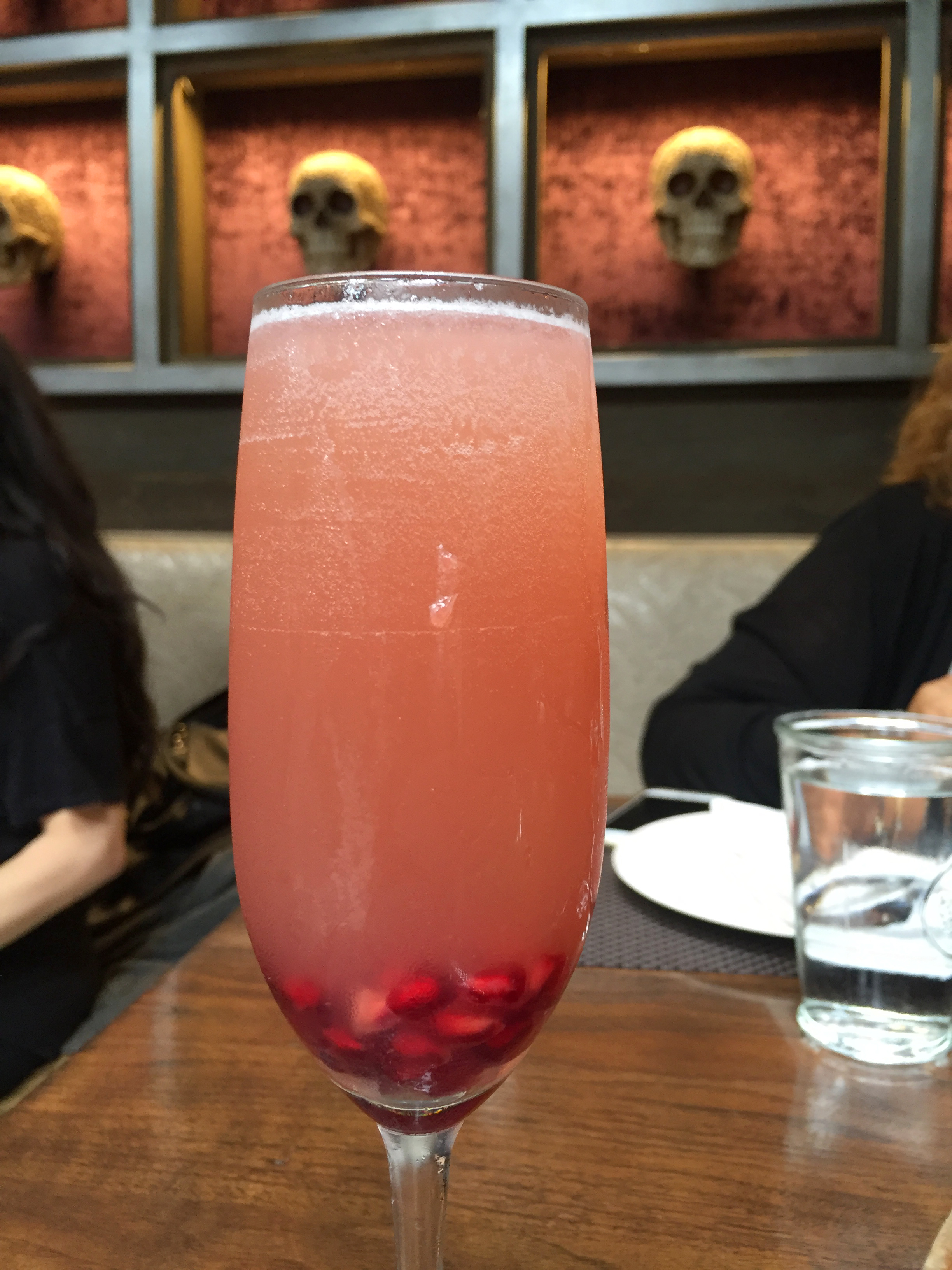 Mexican 69 at Toca Madera on The Gilded Bellini
