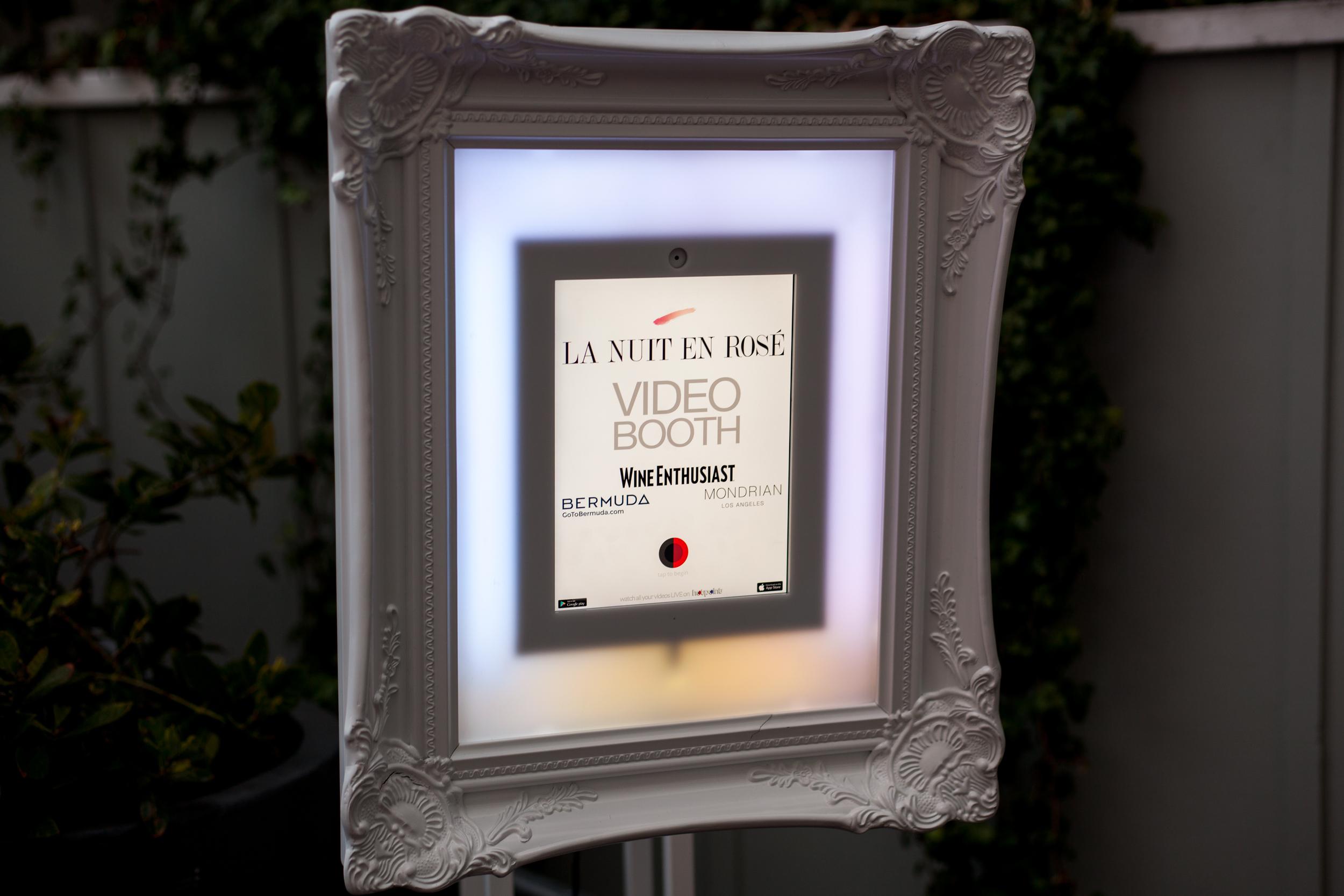 La Nuit en Rosé at Skybar at The Mondrian LA