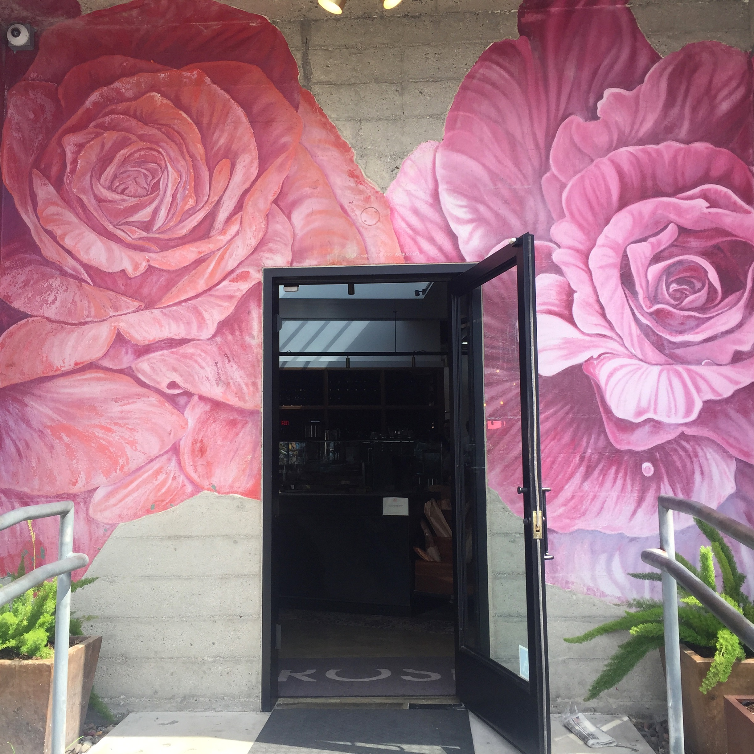Rose Café in Venice Beach