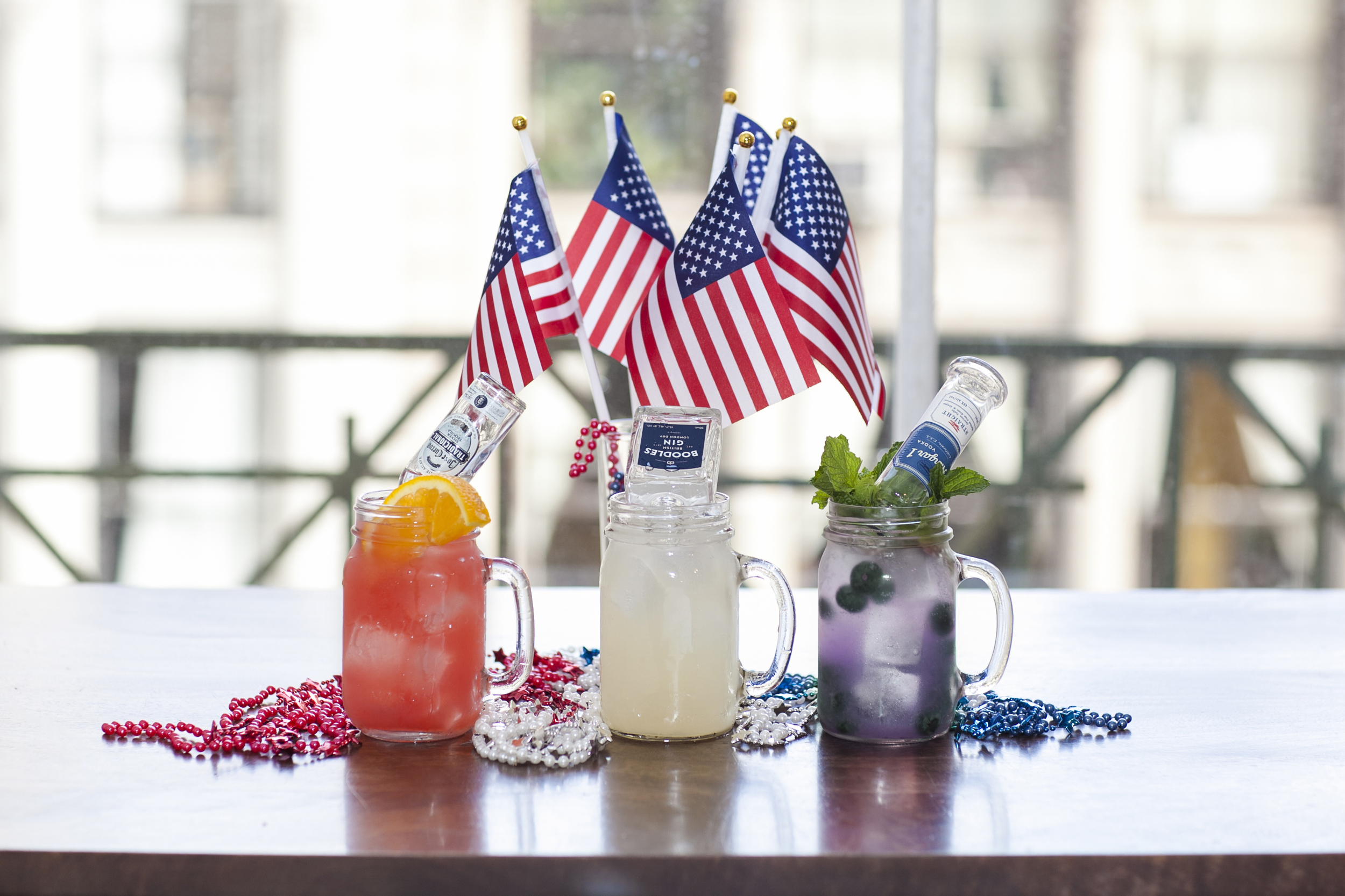 July 4th Cocktails