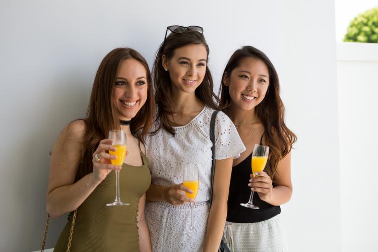 The Gilded Bellini - fobo - Bloggers Who Brunch LA