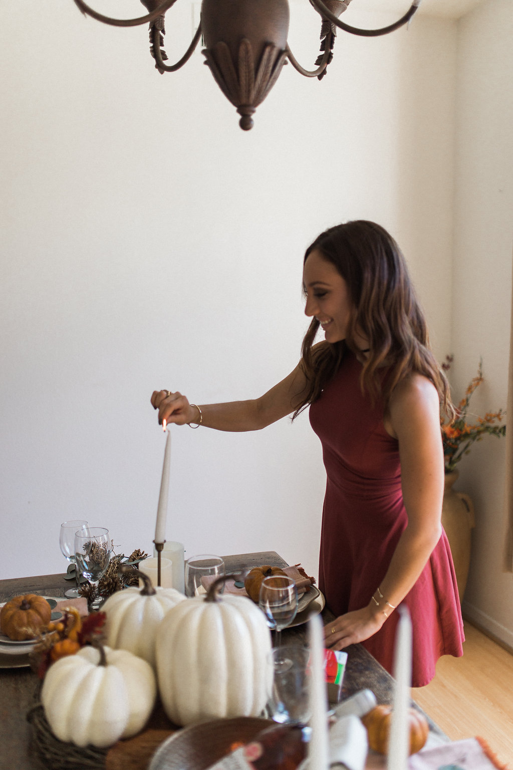 Thanksgiving with Brielle Galekovic of The Gilded Bellini