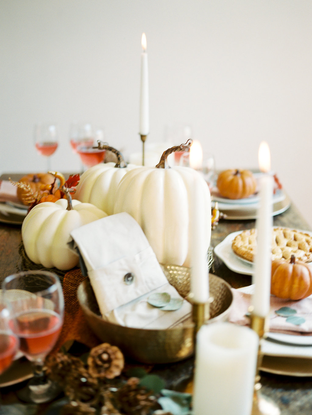 Thanksgiving with The Gilded Bellini
