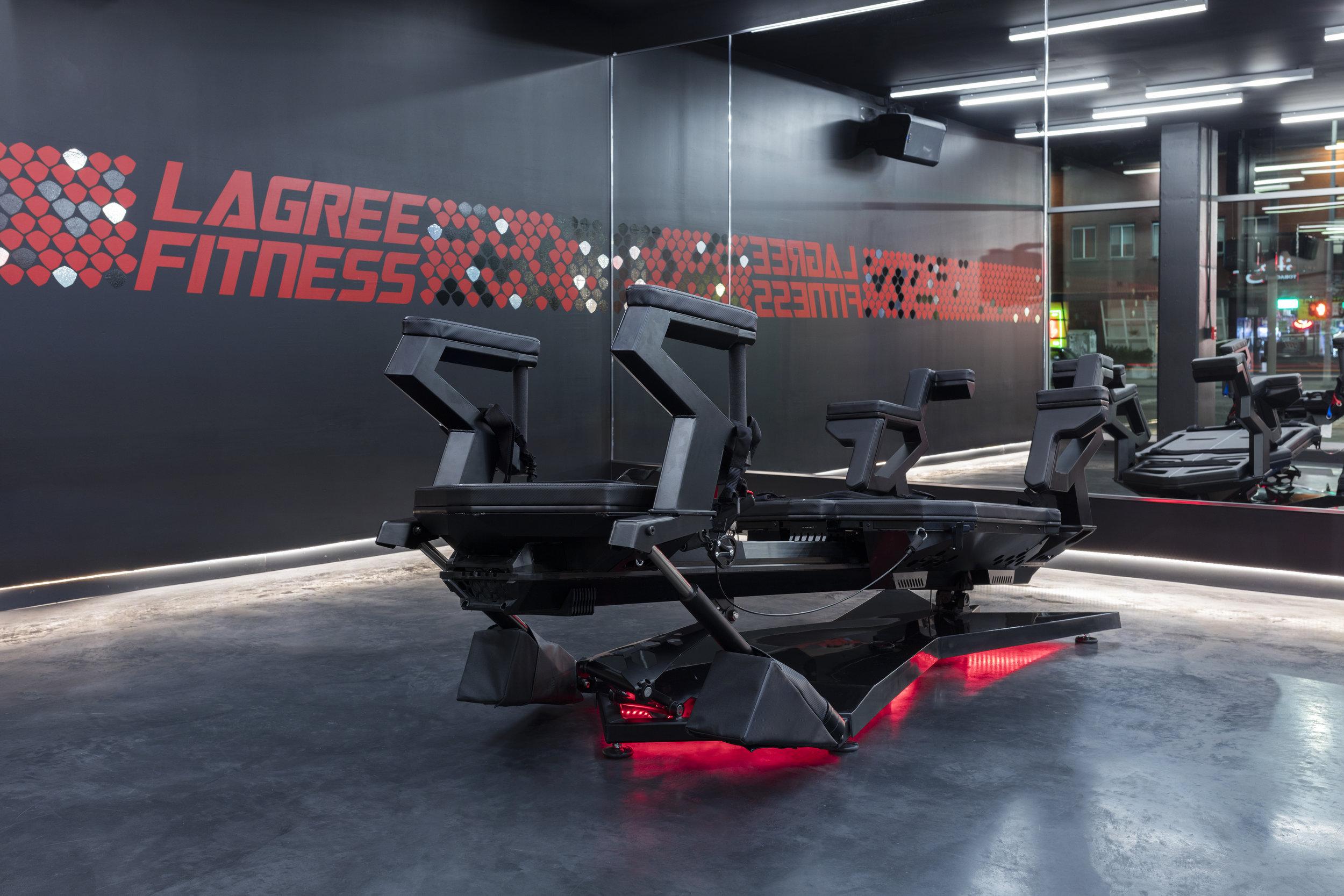 The Supraformer at Lagree Fitness Studio - The Gilded Bellini
