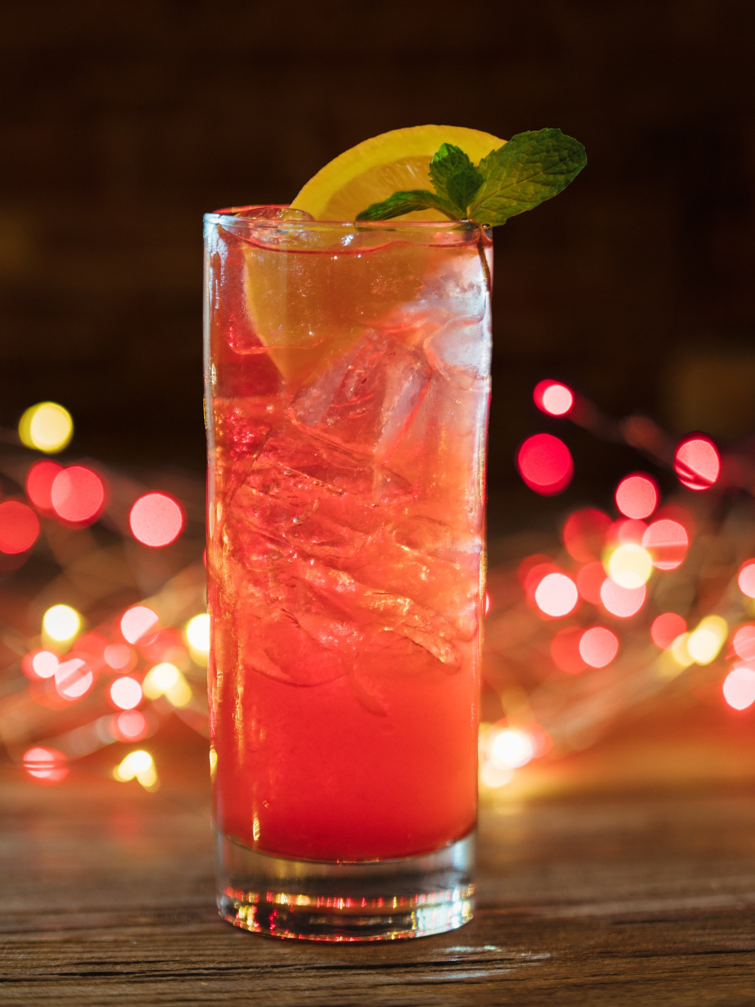 A Rosso December on The Gilded Bellini
