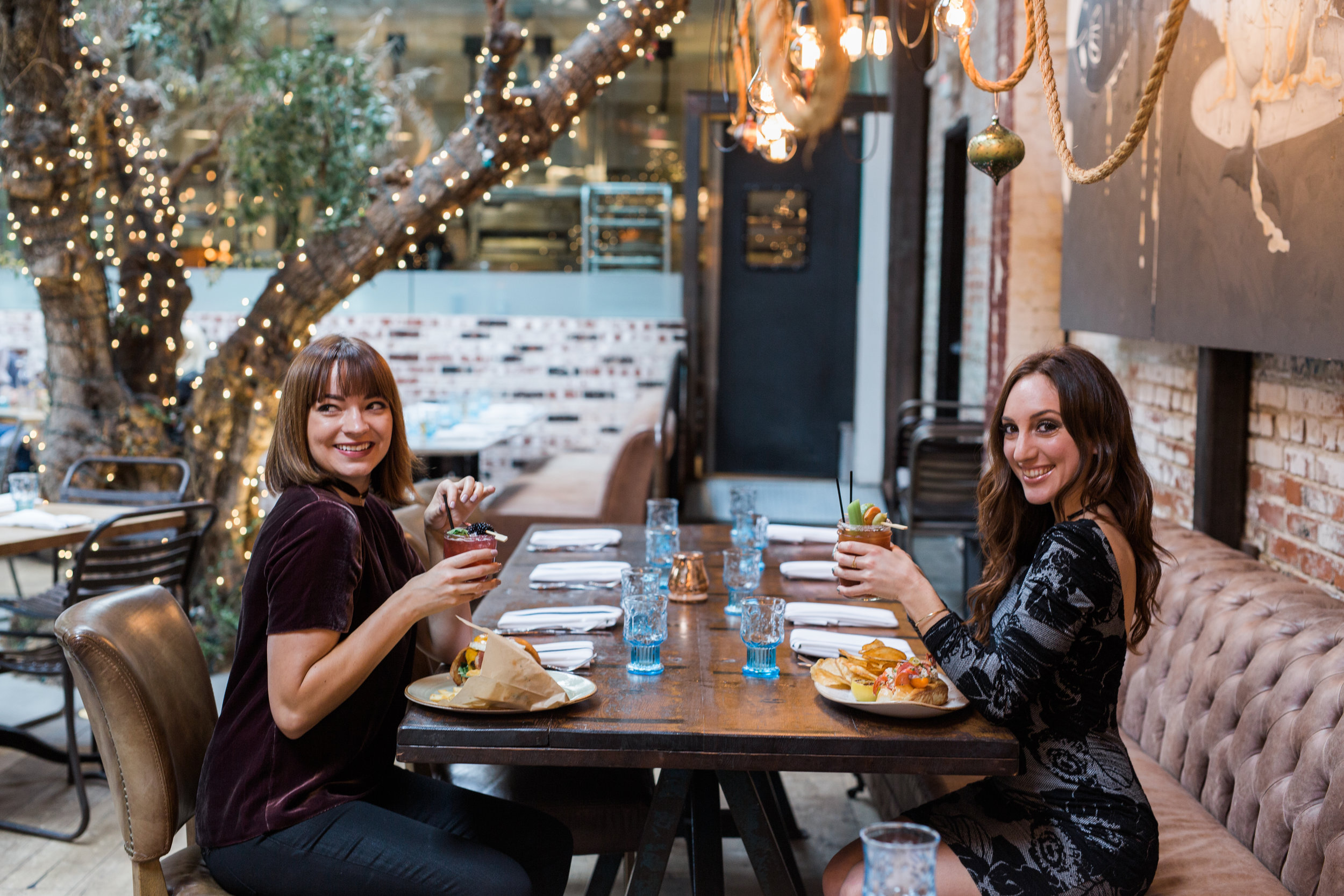 Brielle Galekovic of The Gilded Bellini and Sophie of Sophie Mae Style