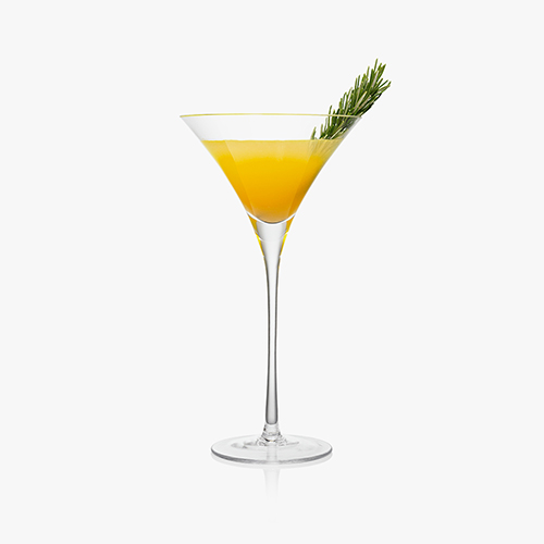 Belvedere Pear and Rosemary Martini