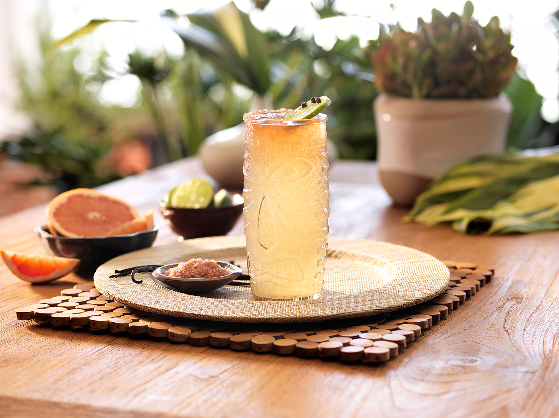 TikiRita with Patrón Tequila