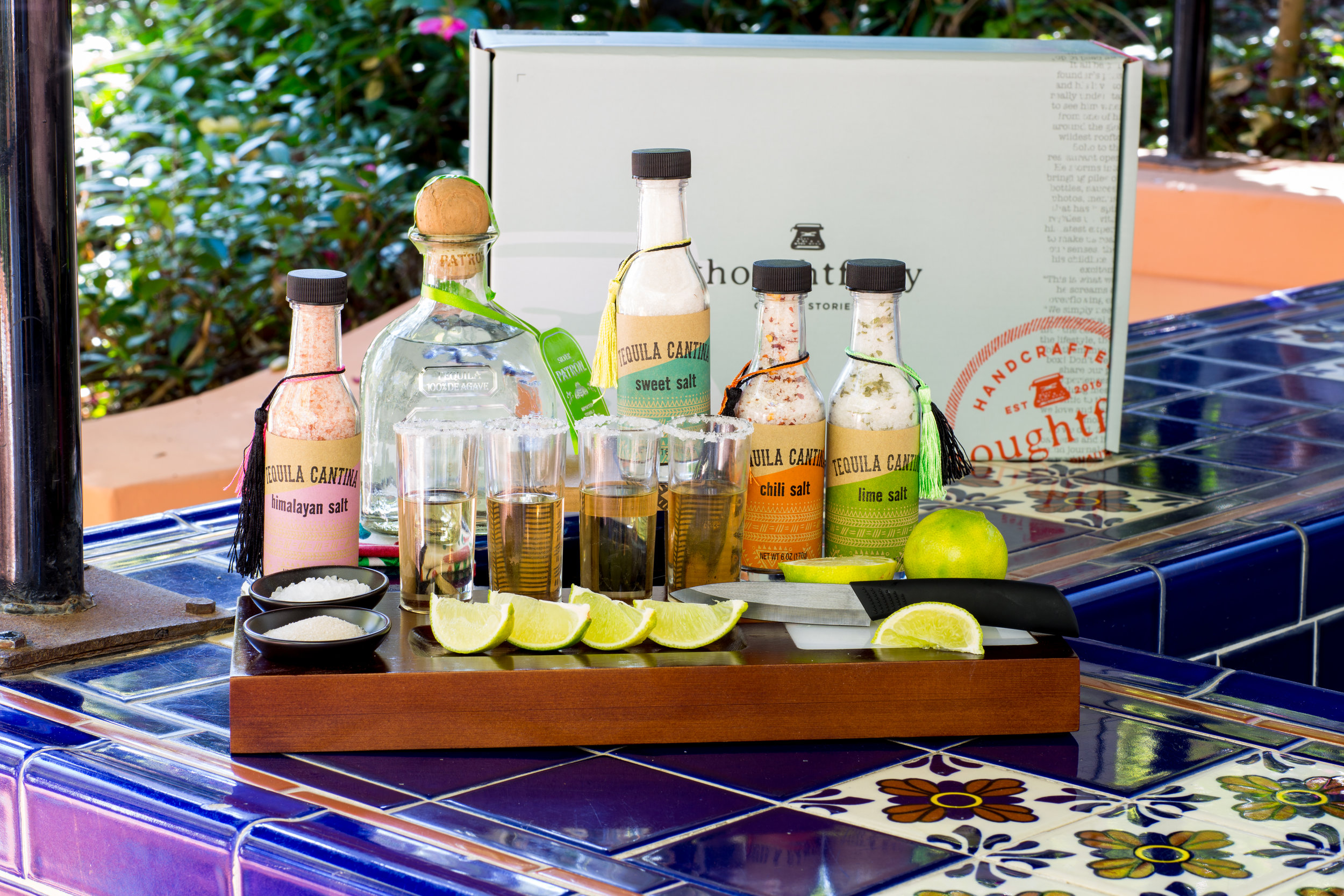 Thoughtfully Tequila Cantina Box