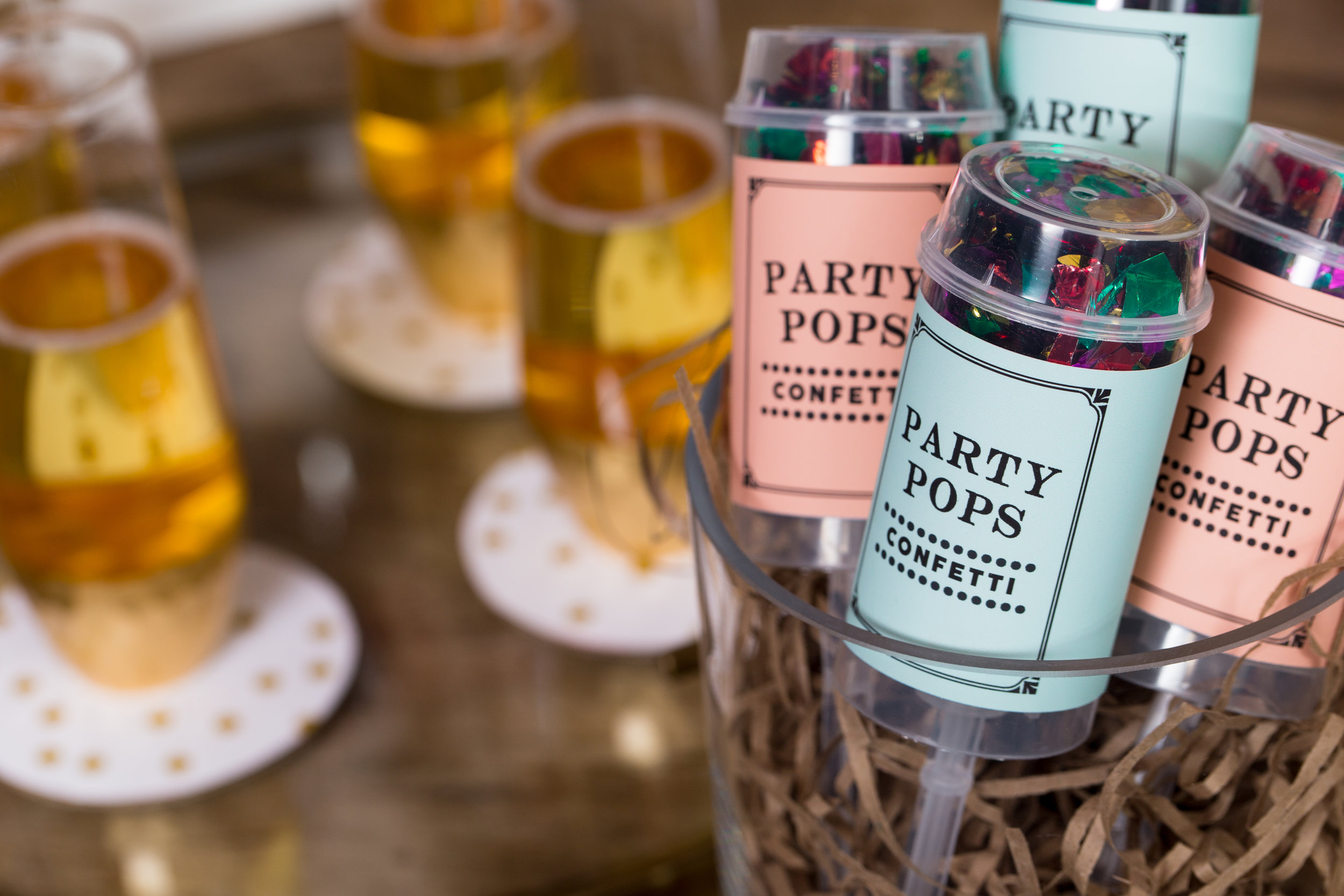 Thoughtfully Party Props and Pops Box